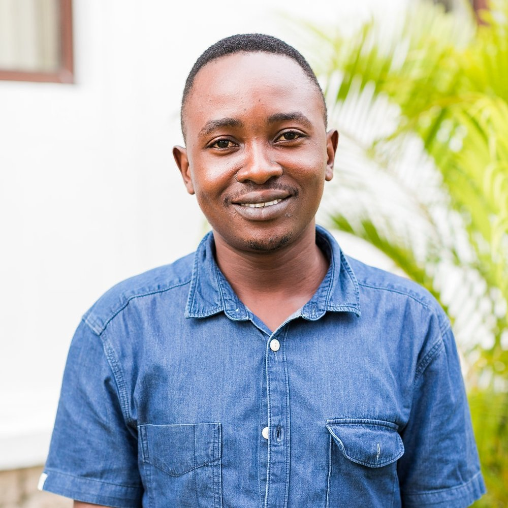 - SPIRITUAL COUNSELOR BOAZ MWASOTA:Boaz joined the CARE for AIDS team in 2017. He is passionate about his work with CARE for AIDS and has done an amazing job recruiting male clients to be in the program this year.