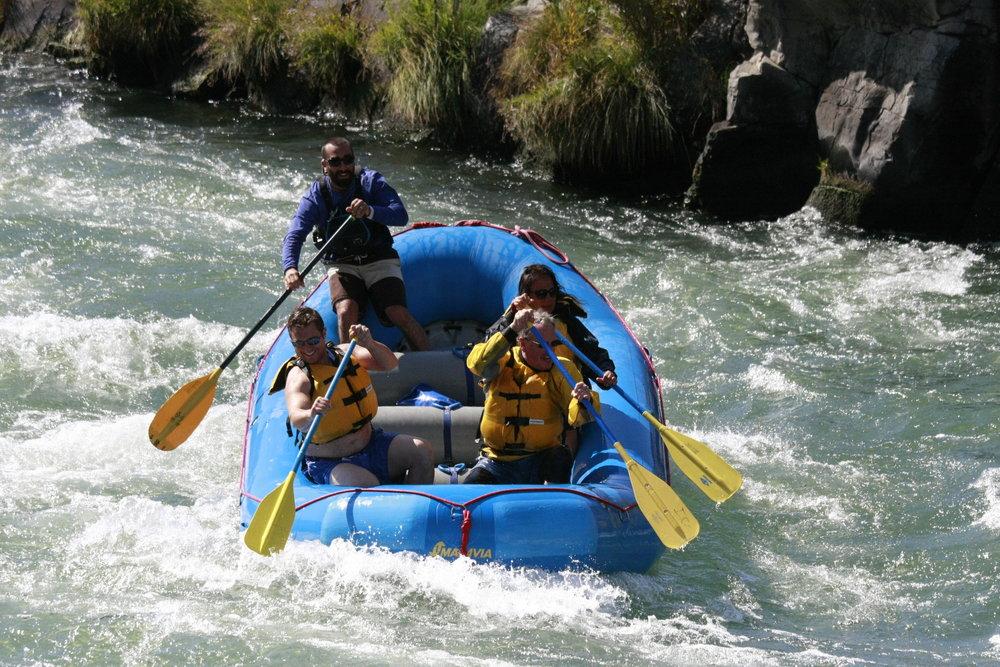 Things I like to do - Take people rafting.JPG