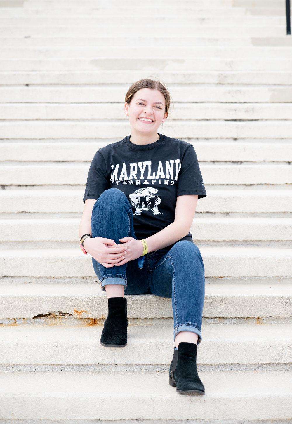 Lauren Shepherd - Junior, Geology