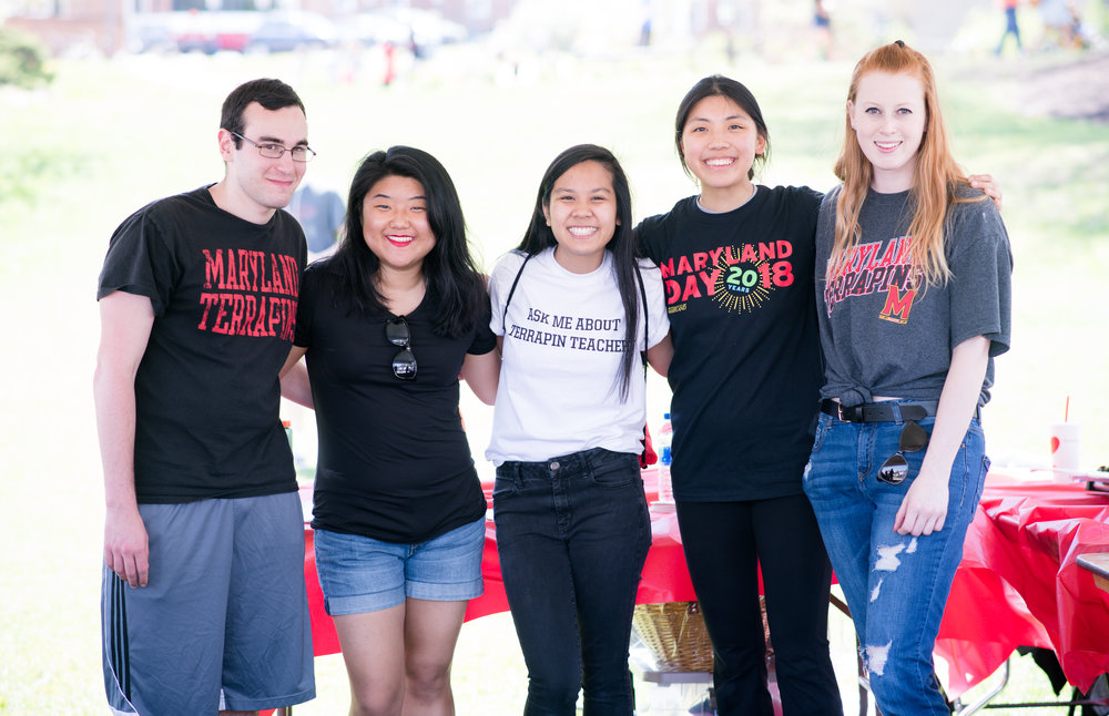Photo Credit: Jahaira Dixon    (left to right: Harrison Schatz, Young Chang, Jemies Saratis, Andrea Dai, and Victoria Cockcroft)