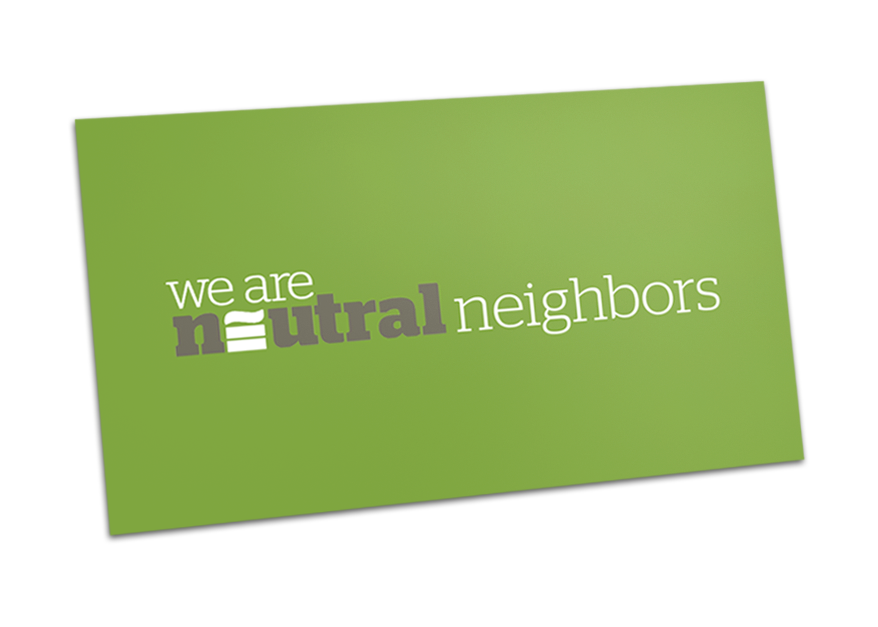 NEUTRAL NEIGHBORS PROGRAM
