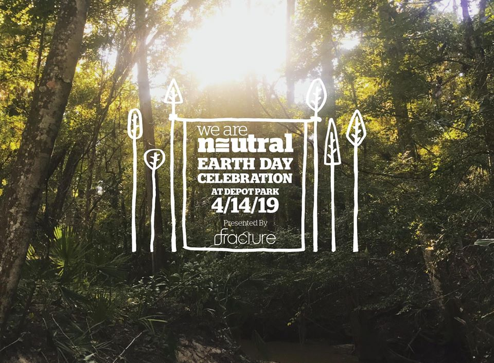 Join us for our biggest, most impactful Earth Day Celebration yet at Depot Park on April 14th!