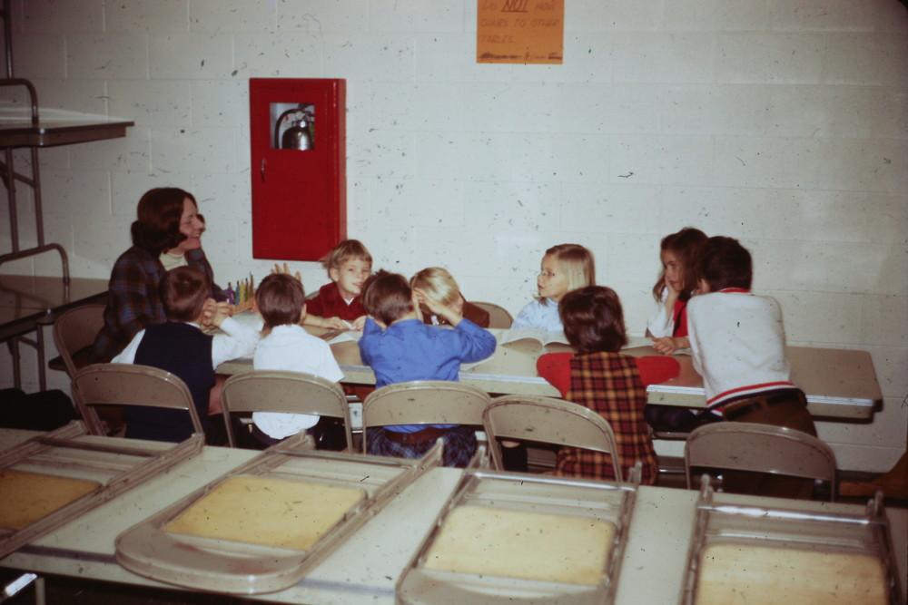 Feb 7, 1971 POP First Worship, SS Class.jpg