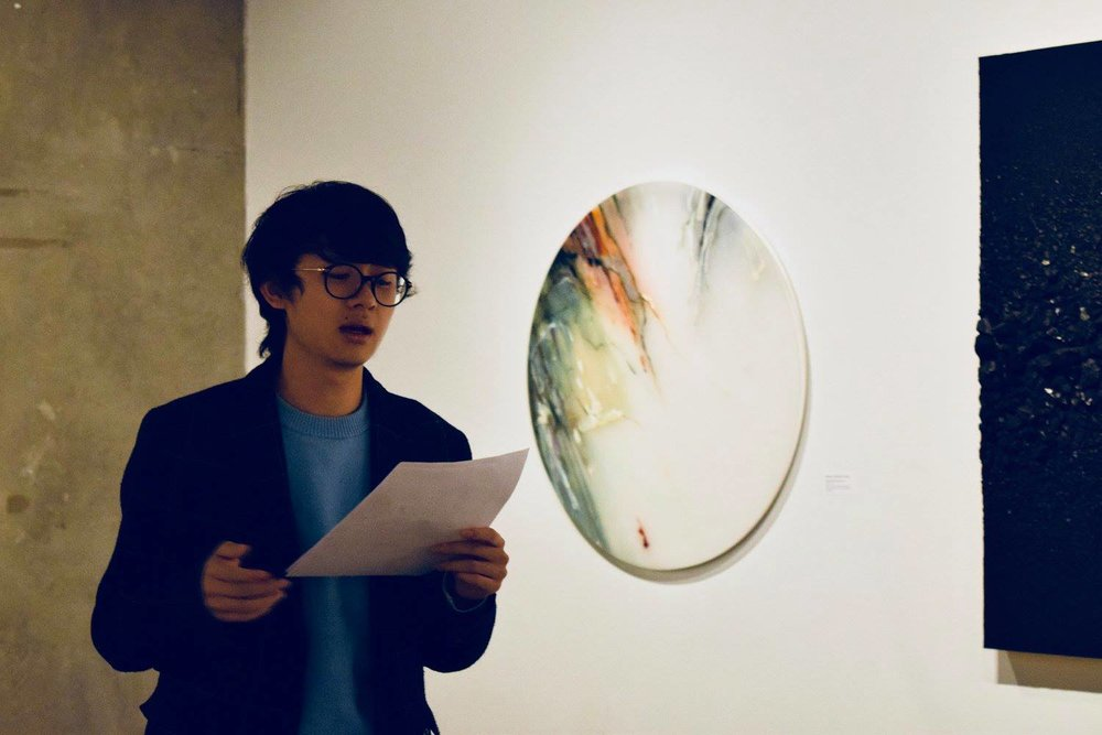 Shangyang Fang studied civil engineering as an undergrad before pursuing an MFA as a poetry fellow at the Michener Center for Writers.