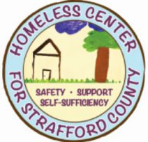 Homeless Center for Strafford County logo