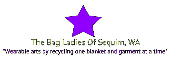 The Bag Ladies of Sequim, WA