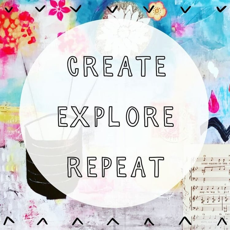 Join us as we continue on a path of self-discovery through creative exploration.
