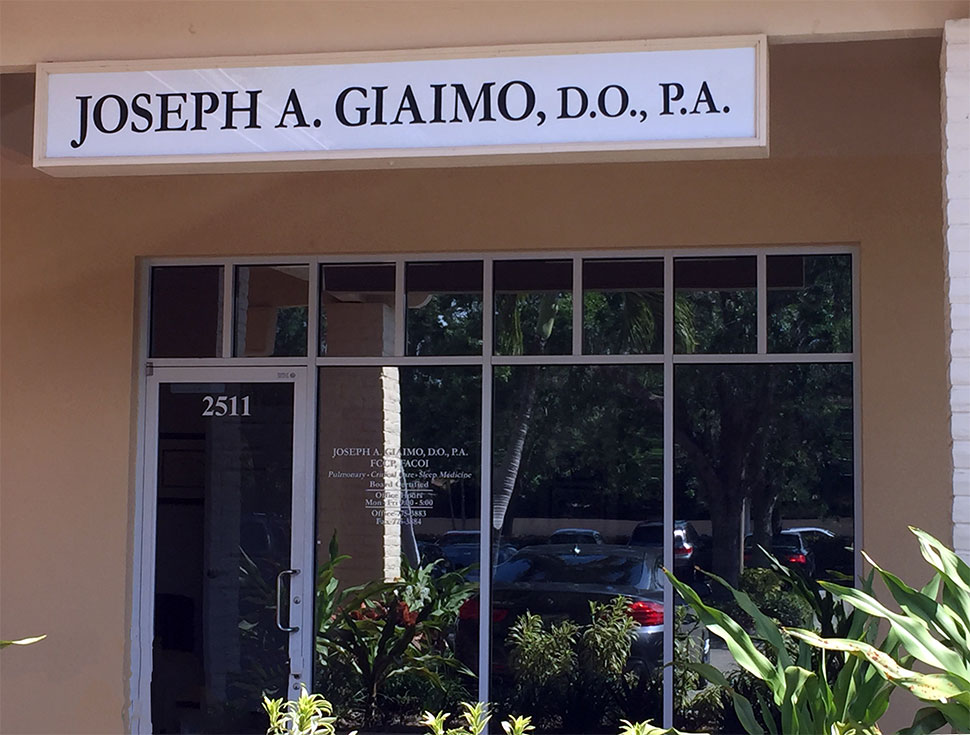 Get In Touch With Us Dr Joseph A Giaimo