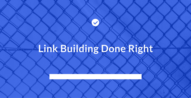 Is There a Right Way to Build Links? — Magnificent Marketing