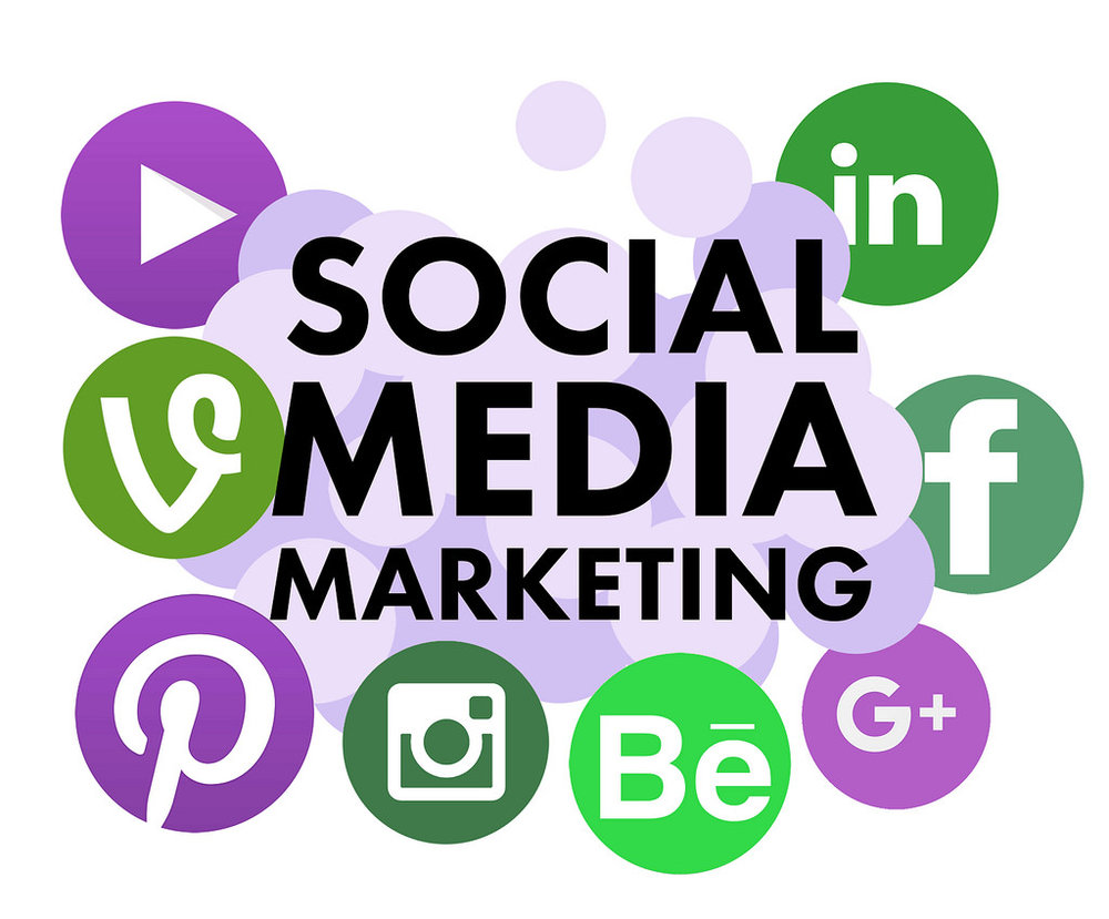 what is social media advertising