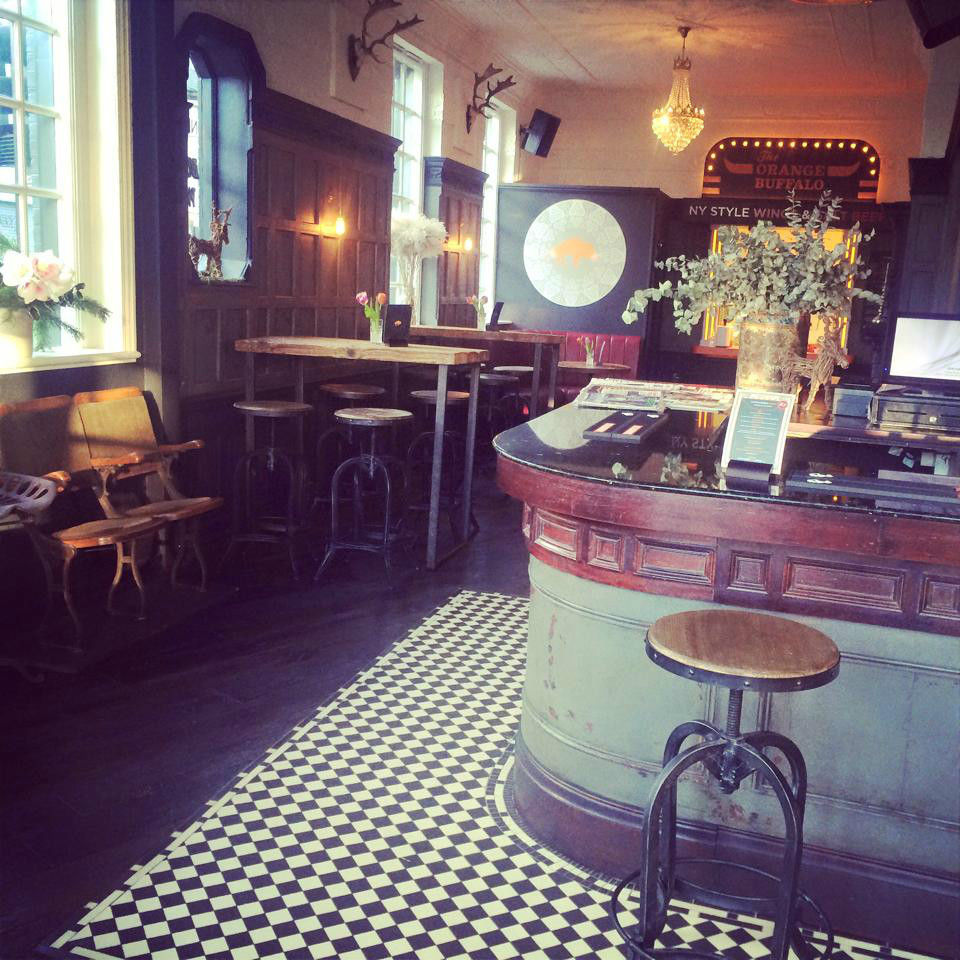 Commercial interiors sussex - pubs