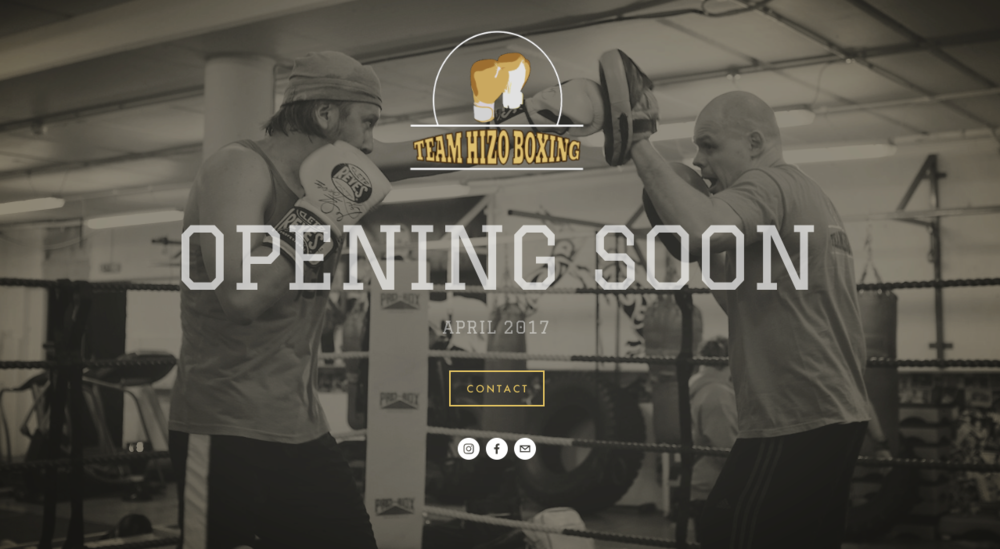 Team Hizo Boxing | Brighton Boxing Gym
