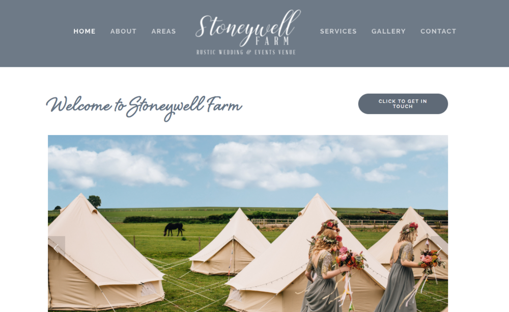 Stoneywell Farm | Weddings & Events