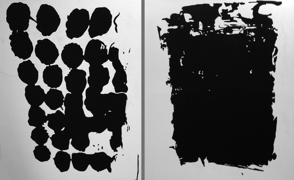 Untitled (diptych)