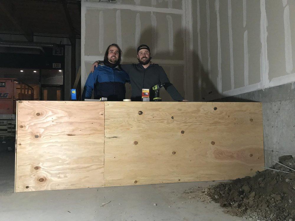 Drink And Craft At Portland S Diy Bar Rebuilding Center