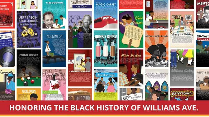 Black History of Williams Avenue