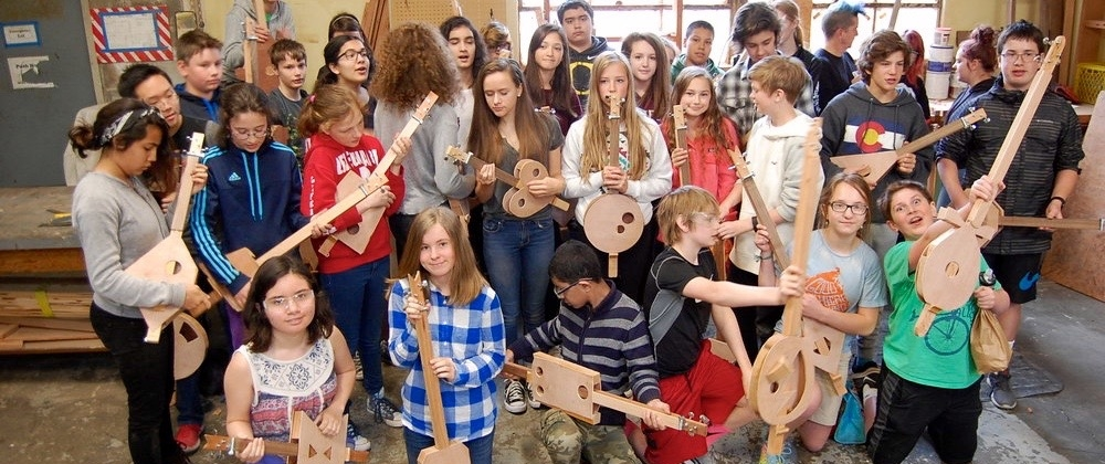 Youth Classes in March! -