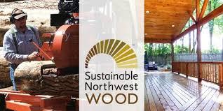 Photo credit to Sustainable Northwest Wood