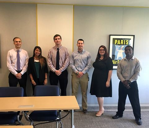 A photo of Waltham's largest-ever new hire OSR class