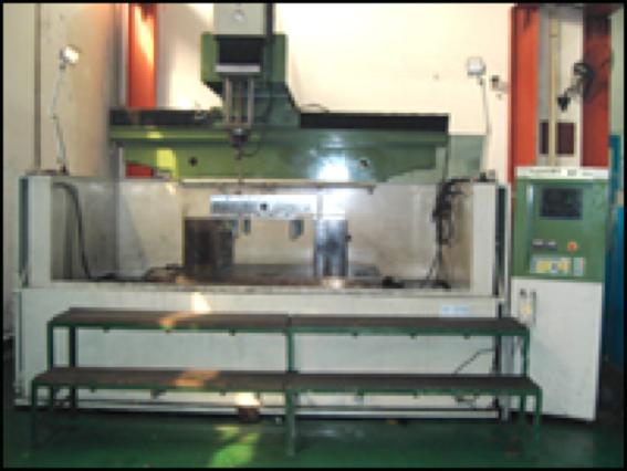 CNC Work Center