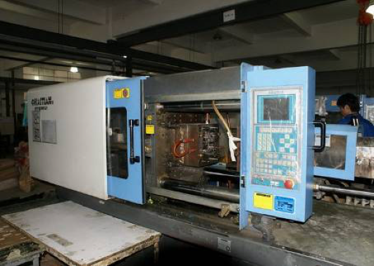 Injection Machine->