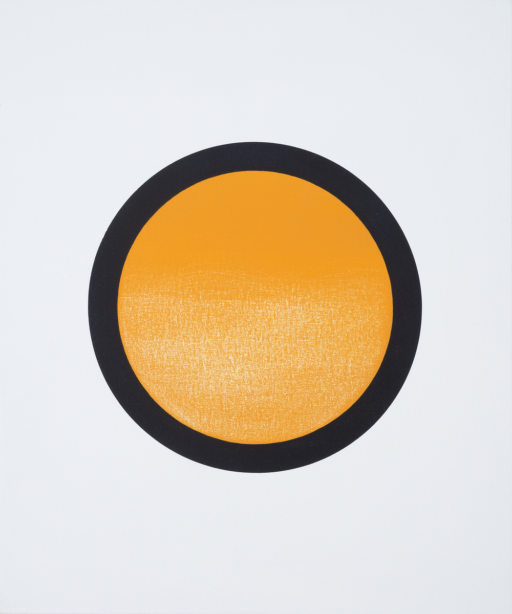 Yellow-Orange Circle