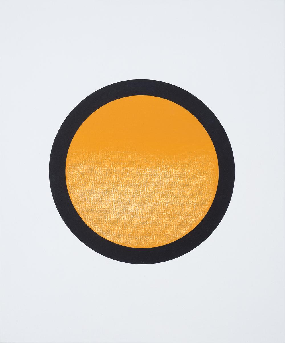 Yellow-Orange Circle
