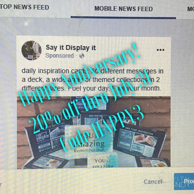 3 years!.. Changing lives one saying at a time.. will you help us? Link in bio.. thank you! #changinglivesdaily #sayitdisplayit #recycled #gogreen #godswill #godsplan #cheaptherapy #happycustomers #greatgift #greatgifts #businessgrowth #dfw #giftideas #giftshops #christmasinjuly #20off #dailywords #dailyquotes #dailymessage #beinspiring #beinspired #sharethelove #makeadifference #positiveaffirmations #dailyaffirmations #fuelyourmind #lifecoach #yogainstructor #successquotes #entrepreneurs