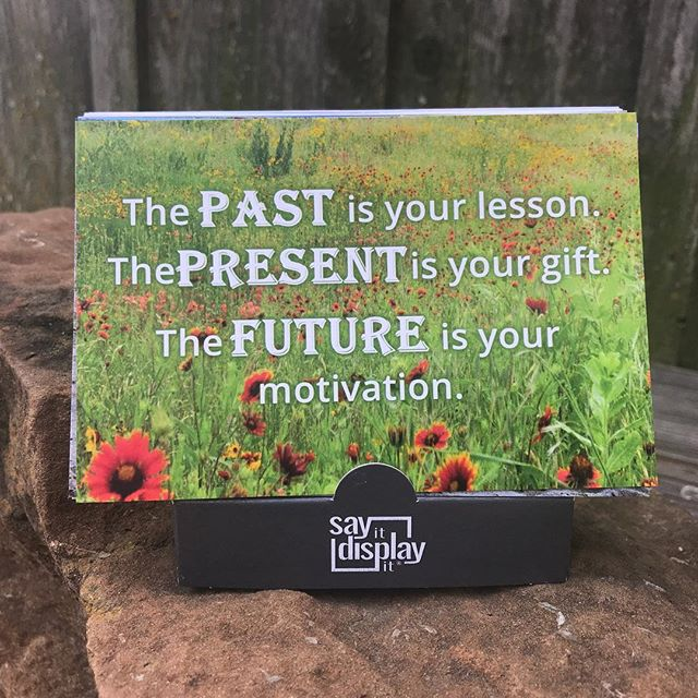 A packed full statement in 15 words. Everyday themed collection.. link in bio just Incase you'd like to have cyberspace in your face! #truths #lifecoaches #factsdaily #pastpresentfuture #justfortoday #dailywords #dailyinspirations #recycledpaper #greatgift #greatgifts #successcoaching #sayitdisplayit #everydayquotes #girlbossquotes #entrepreneurlife #dfw #goalsetter #empoweredwomen #cheaptherapy #scrapbooking #psychology #fuelyourmind #quotesandsayings #lunchboxnotes #homeschooling #visionboard #visionboards #meaningfulgifts
