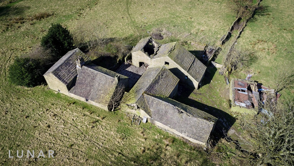 Peak District National Park, Drone Photograph Property