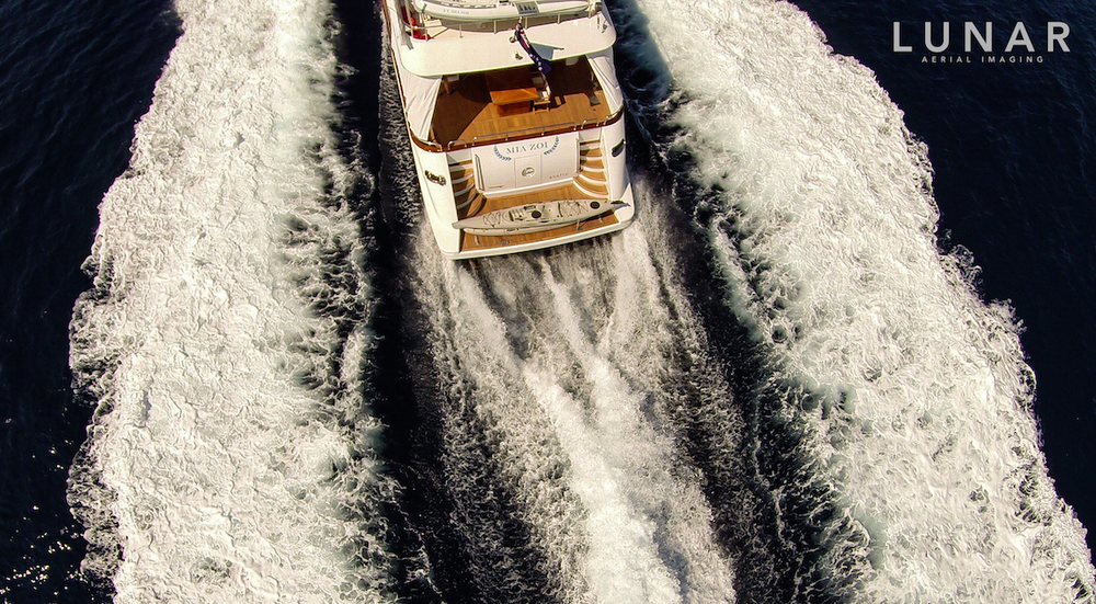 drones aerial photography, super yachts, by Lunar Aerial imaging