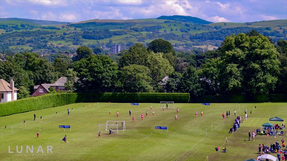 drone footage of soccer tournament Northwest hills.jpg
