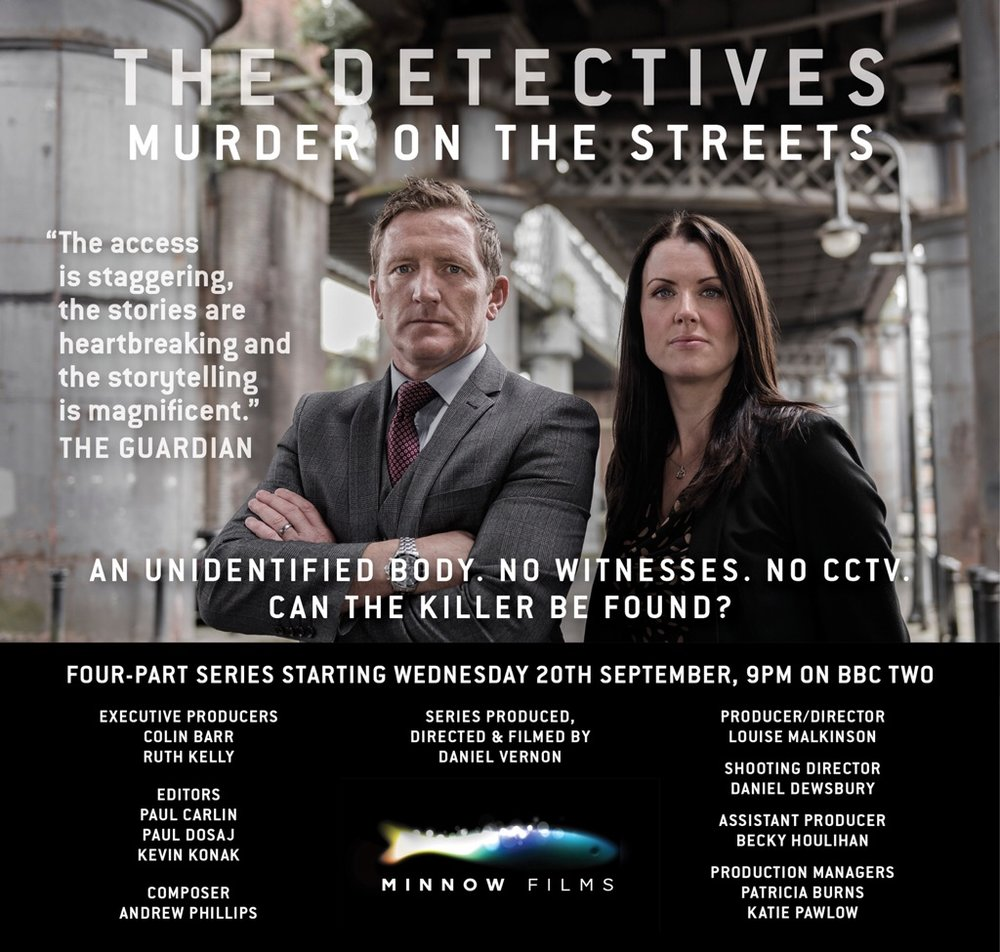 BBC2's The Detectives