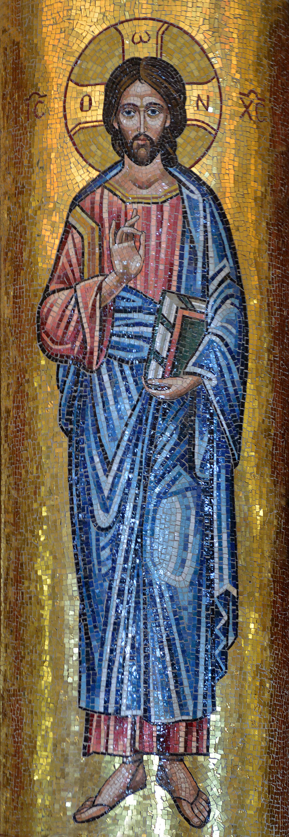 Altar-Iconostas Jesus.JPG