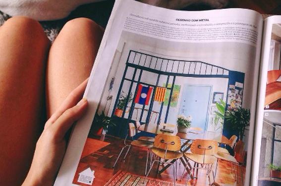 Revista Arquitetura & Construção Projeto Nina Morelli e Thomas Frenk Março/16
