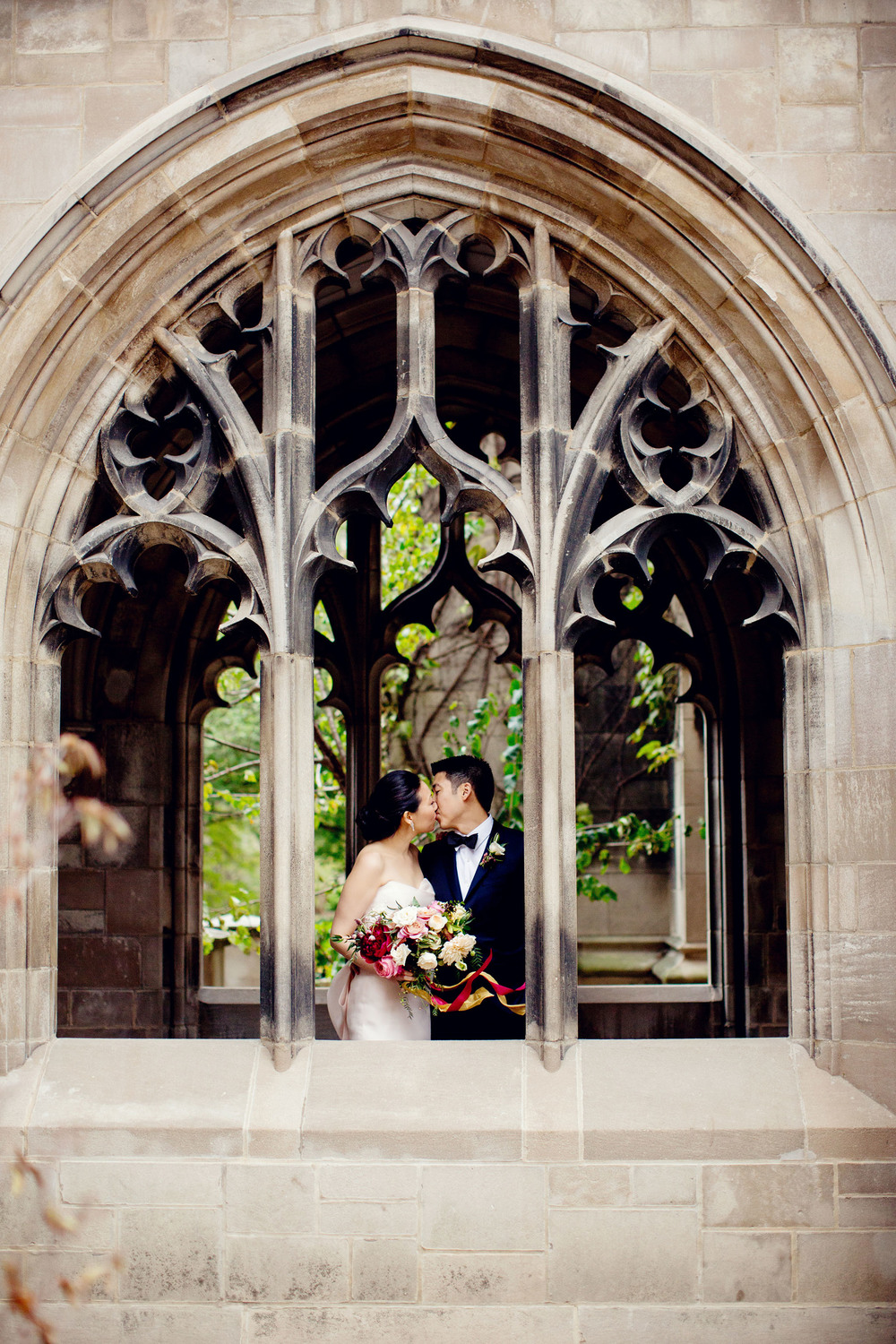 bond chapel wedding portrait bride and groom.jpg
