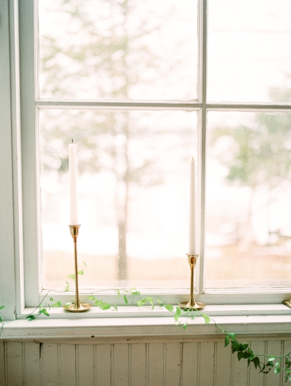 indoor winter wedding inspiration