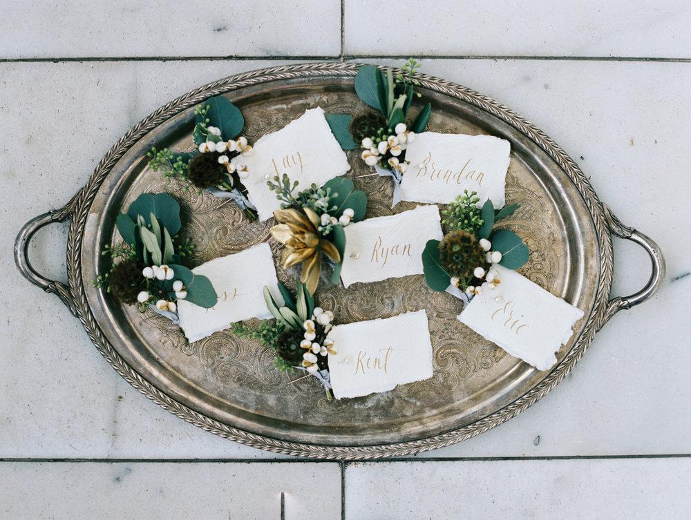 succulent boutonnieres for winter wedding.JPG
