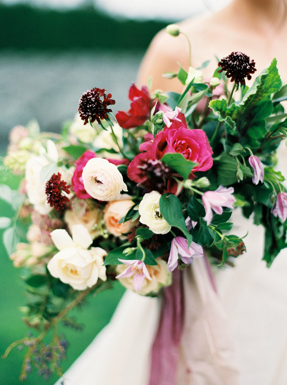purple and white bridal bouquet for seattle wedding.JPG