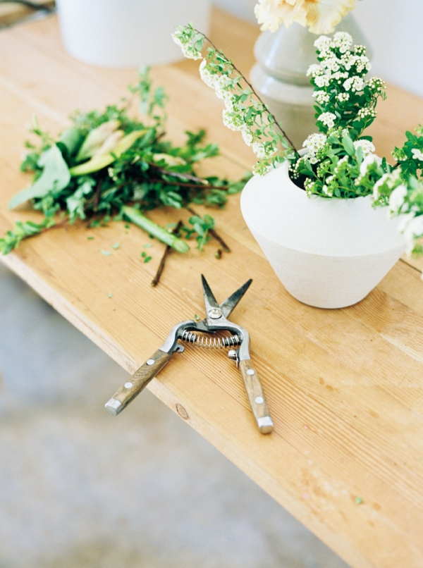 Portland Oregon Wedding Florist, Foraged Floral, lifestyle session with ceramic artist.jpg
