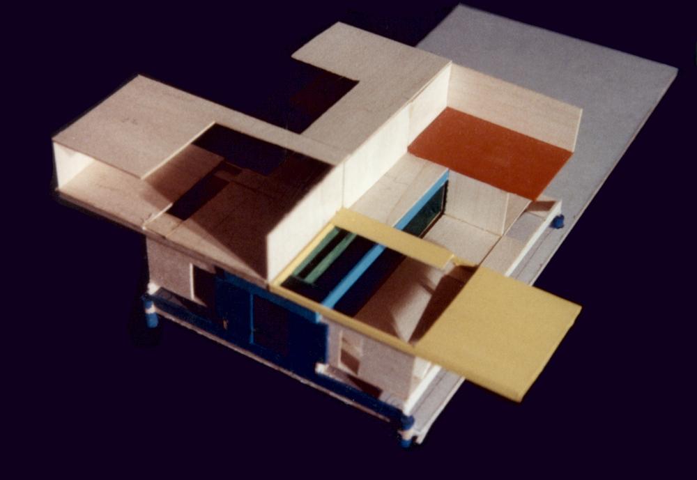 UPenn: Model Housing Experiment. Balsa. 1991