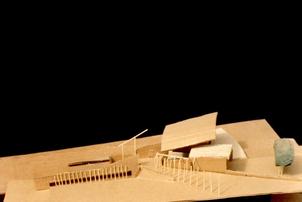 UPenn 3D Study: Cardboard. 1989