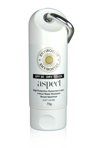 We love Aspect Envirostat SPF50 dry touch and apply it post procedure. RRP$26.00. Click on image to view sunscreens on  our online store