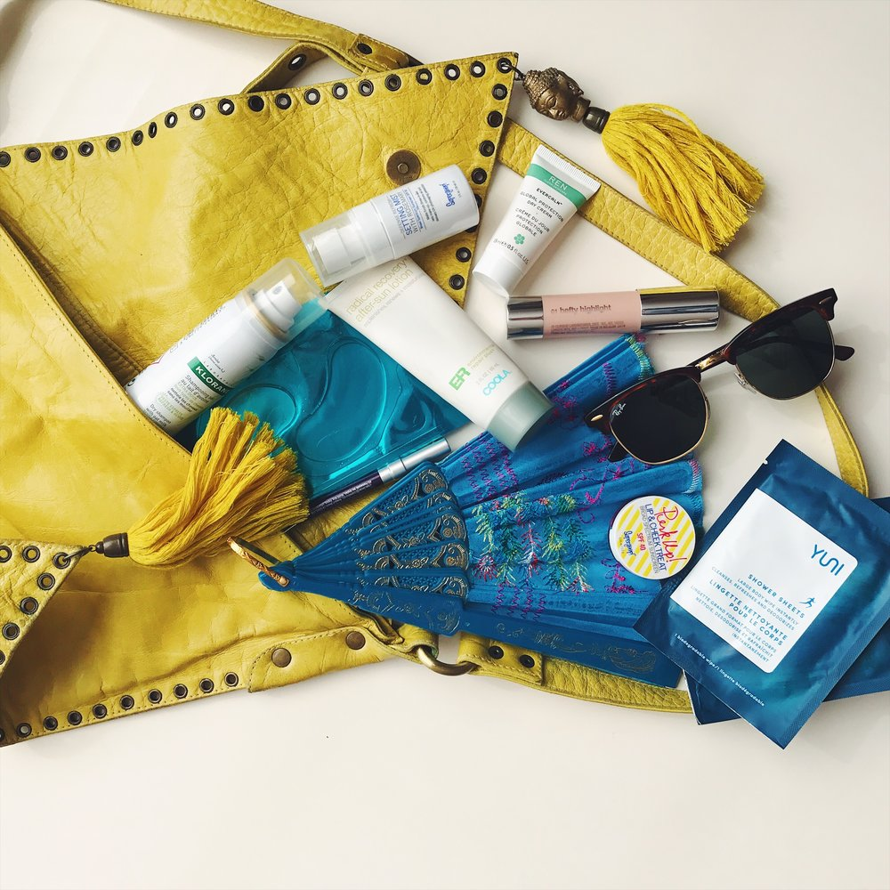 beauty on the go - SUMMER MUSIC FESTIVAL MUST HAVES
