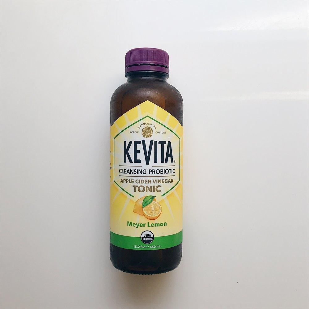 KEVITA   CLEANSING PROBIOTIC TONIC