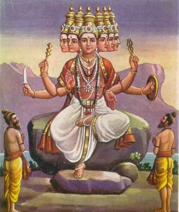 SKANDA  , The Leaper, The Son of Shiva, and The God of War