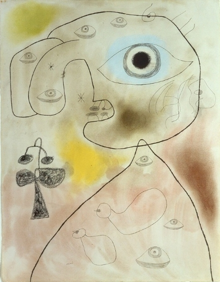 Joan Miró: The Cosmic Ascent