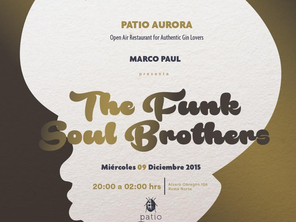The funk soul brothers Expendio records