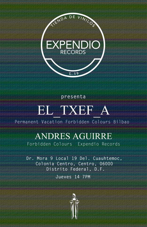 El_ TXEF_A en Expendio Records