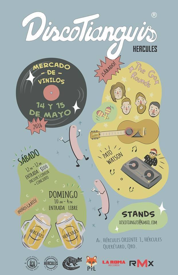 Discotianguis Expendio Records